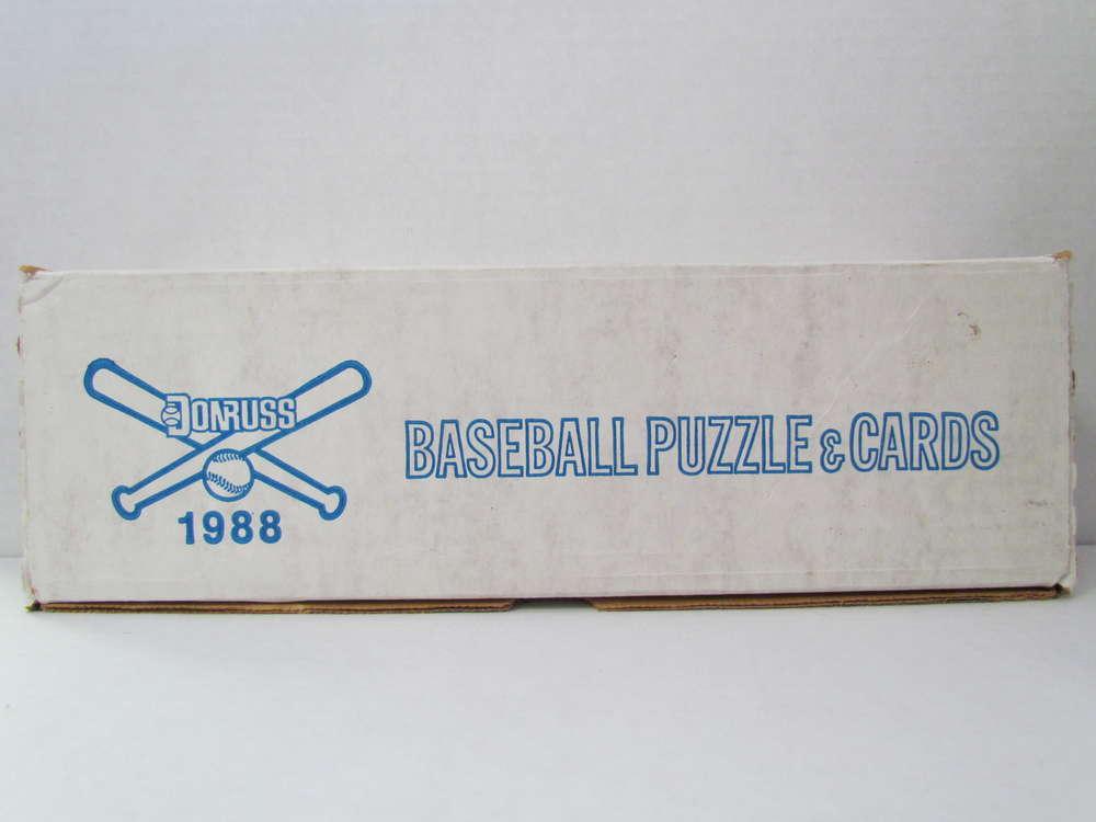 1988 Donruss Baseball Factory Set