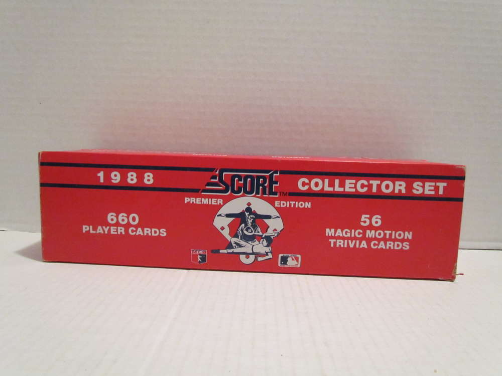 1988 Score Baseball Factory Set