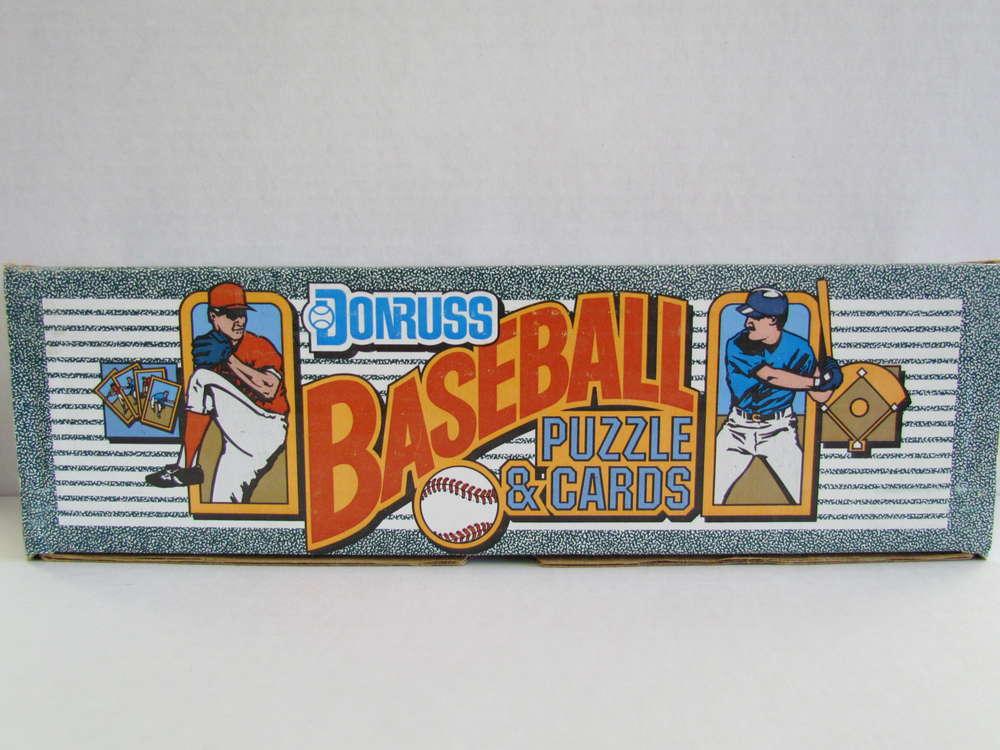 1990 Donruss Baseball Factory Set