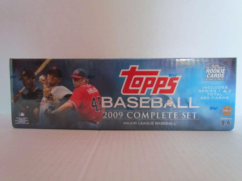 2009 Topps Baseball Holiday Factory Set