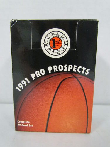 1991/92 Star Pics Pro Prospects Basketball Factory Set