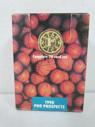 1990/91 Star Pics Pro Prospects Basketball Factory Set