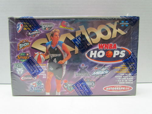 1999 Hoops WNBA Hobby Box