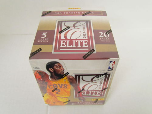 2013/14 Panini Elite Basketball Box