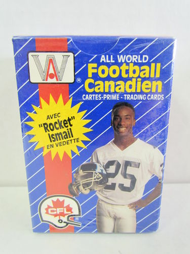 1991 All World Canadian Football Factory Set