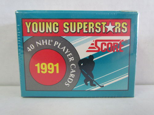 1991/92 Score Young Superstars Hockey Factory Set