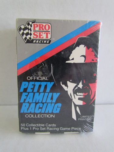 1991 Pro Set Petty Family Racing Collection
