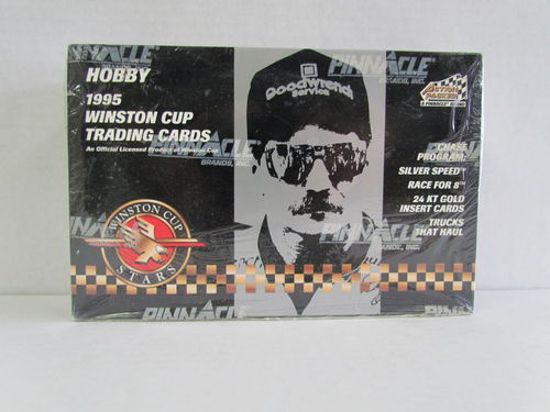 1995 Action Packed Winston Cup Racing Hobby Box