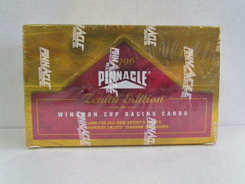 1996 Pinnacle Zenith Winston Cup Racing Hobby Box