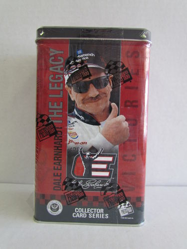 2004 Press Pass Dale Earnhardt The Legacy Tin Set