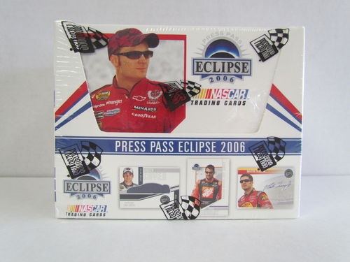 2006 Press Pass Eclipse Racing Hobby Box