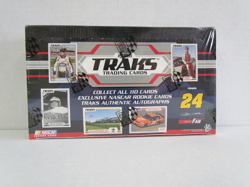 2006 Press Pass Traks Racing Hobby Box