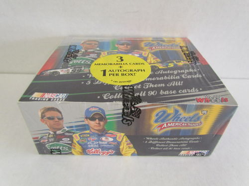 2005 Press Pass Wheels American Thunder Racing Hobby Box