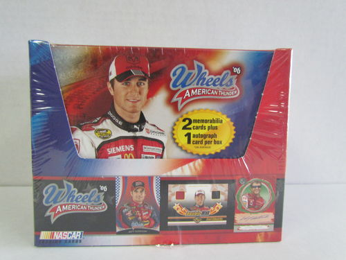 2006 Press Pass Wheels American Thunder Racing Hobby Box