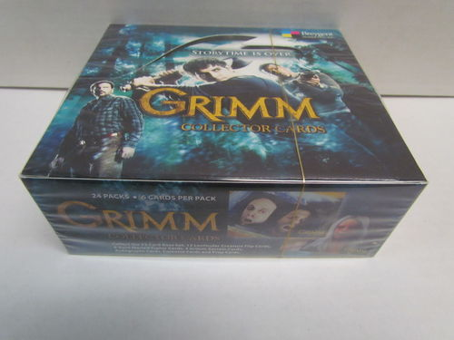 Breygent GRIMM Trading Cards Box