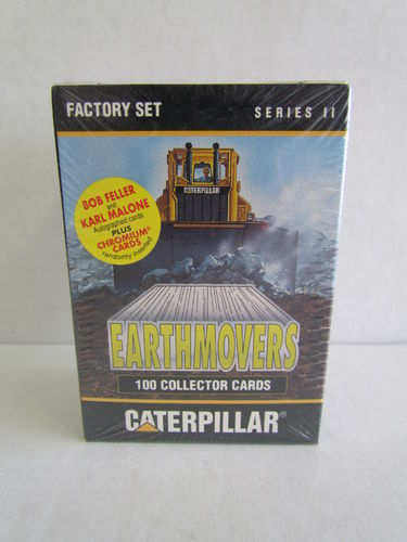 Caterpillar Earthmovers Series 2 Factory Set