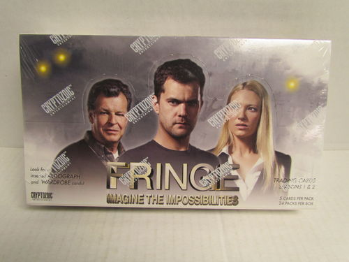 Cryptozoic Fringe: Imagine the Impossibilities Trading Cards Box