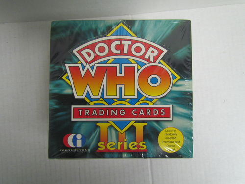 Cornerstone Doctor Who Series 3 Box