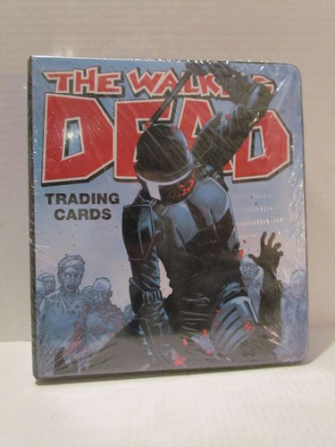 Cryptozoic The Walking Dead Comic Series 1 SDCC Binder/Set