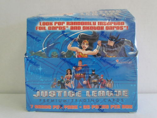 Inkworks Justice League Box