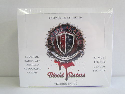 Leaf Vampire Academy: Blood Sisters Hobby Box