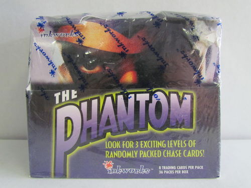 Inkworks The Phantom Movie Cards Box