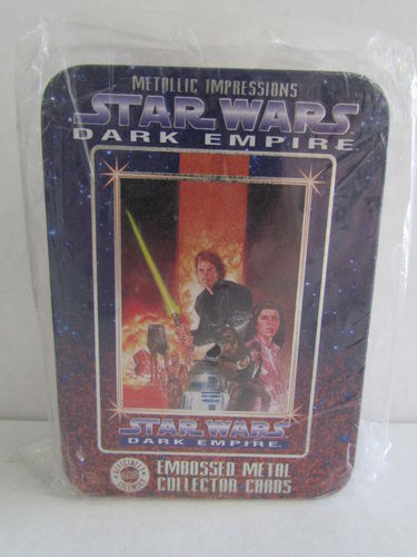 Metallic Impressions Star Wars Dark Empire Tin Set