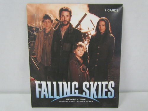 Rittenhouse Falling Skies Season One Premium Pack
