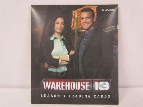 Rittenhouse Warehouse 13 Season 3 Premium Pack