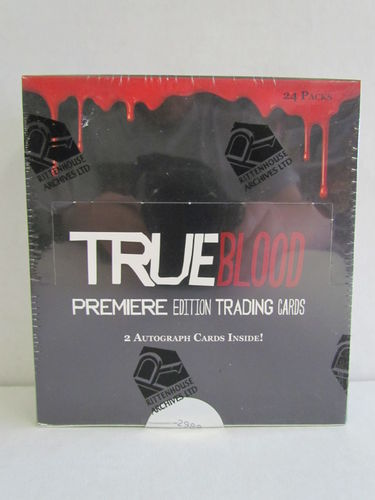 Rittenhouse True Blood Premiere Edition Trading Cards Box