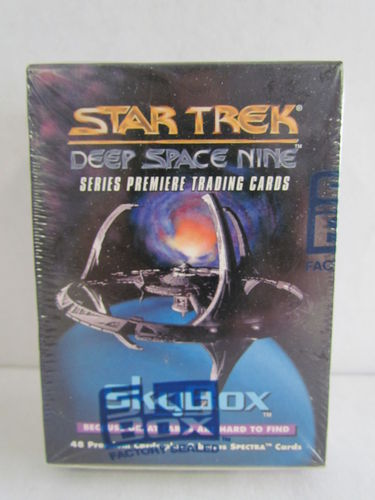SkyBox Star Trek Deep Space Nine Series Premiere Set