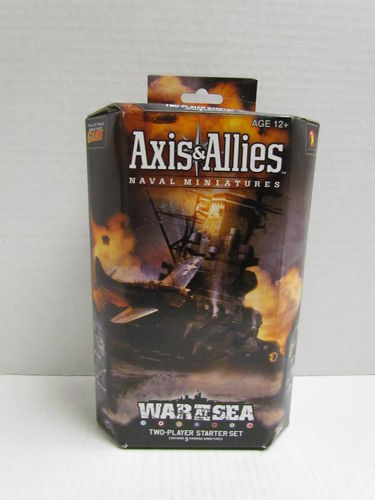 Axis & Allies War at Sea Two Player Starter
