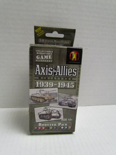 Axis & Allies 1939-1945 Booster