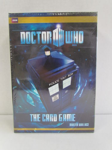Doctor Who The Card Game (Martin Wallace)