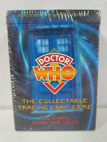 Doctor Who (1996) Starter Deck