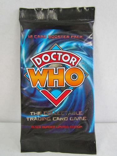 Doctor Who (1996) Booster Pack