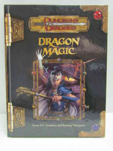 Dungeons & Dragons: Dragon Magic d20 3.5