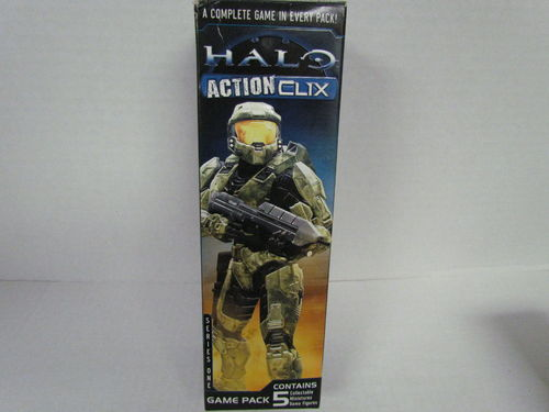 Halo Actionclix 5-Figure Booster