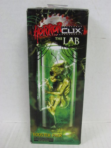 Horrorclix The Lab Booster