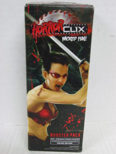 Horrorclix Original Series (Wicked) Booster