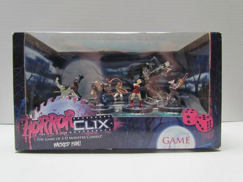 Horrorclix Original Series (Wicked) Starter