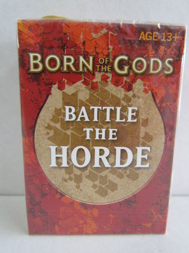 Magic the Gathering Born of the Gods Challenge Deck BATTLE THE HORDE