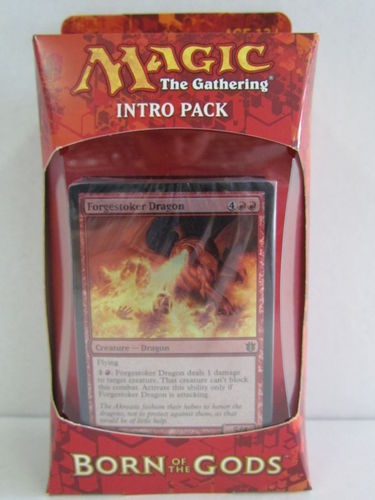 Magic the Gathering Born of the Gods Intro Pack FORGED IN BATTLE