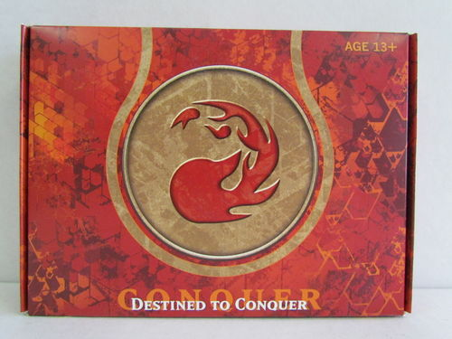 Magic the Gathering Born of the Gods Prerelease Pack DESTINED TO CONQUER