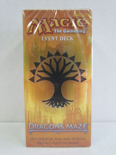 Magic the Gathering Dragon's Maze Event Deck STRENGTH OF SELESNYA