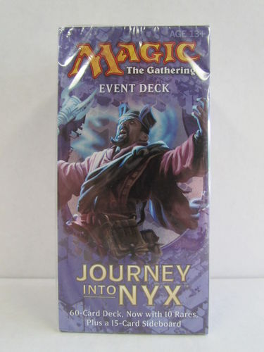 Magic the Gathering Journey into Nyx Event Deck WRATH OF THE MORTALS