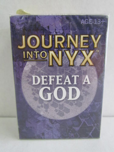 Magic the Gathering Journey into Nyx Challenge Deck DEFEAT A GOD