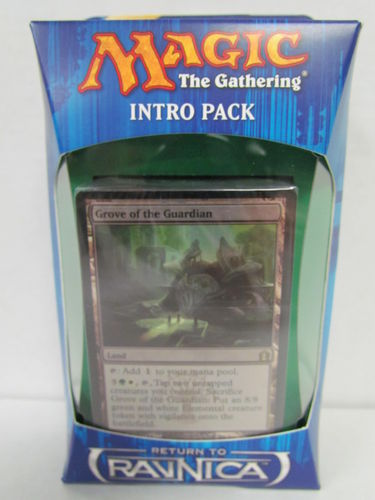 Magic the Gathering Return to Ravnica Intro Pack SELESNYA SURGE