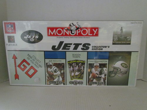 NEW YORK JETS Monopoly