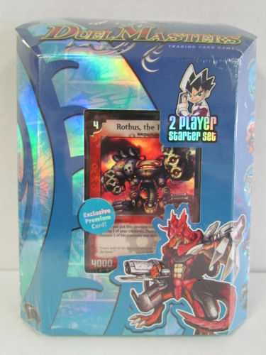 Duel Masters Trading Card Game 2 Player Starter Set